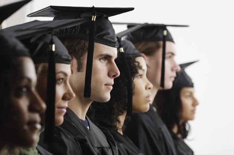 Only 5% of students with ADHD will graduate college.