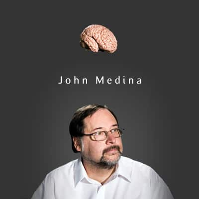 """Brain Rules"" with Dr. John Medina"